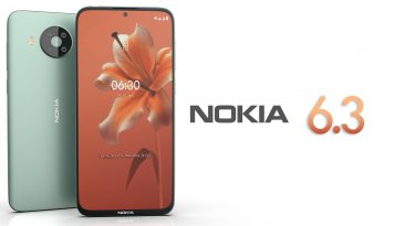 Nokia 6.3 Concept