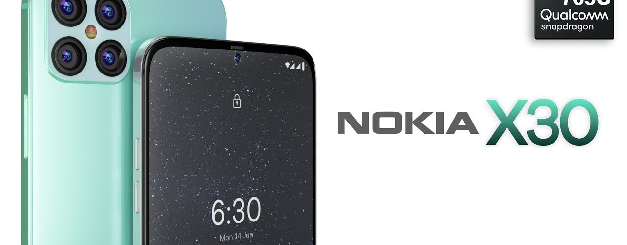 Nokia X30 Come with SnapDragon 765G